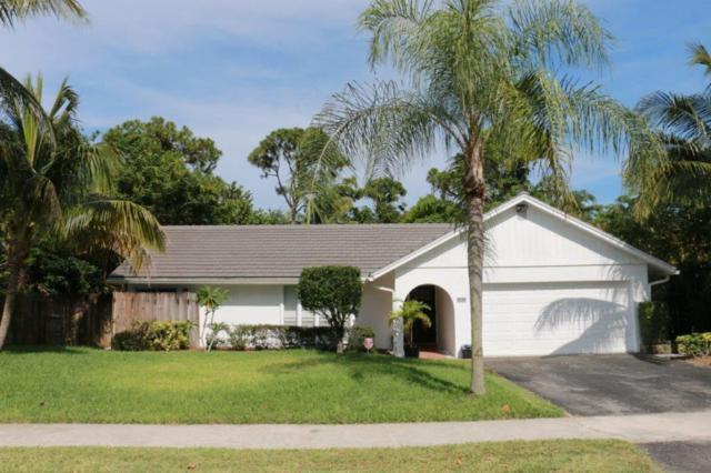 801 Sunflower Avenue, Delray Beach, FL 33445 (MLS #RX-10535869) :: The Paiz Group