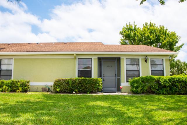 4263 Willow Brook Circle, West Palm Beach, FL 33417 (MLS #RX-10535887) :: EWM Realty International