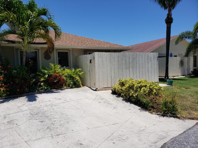 227 SE 1st Circle 9B, Boynton Beach, FL 33435 (MLS #RX-10535954) :: Berkshire Hathaway HomeServices EWM Realty