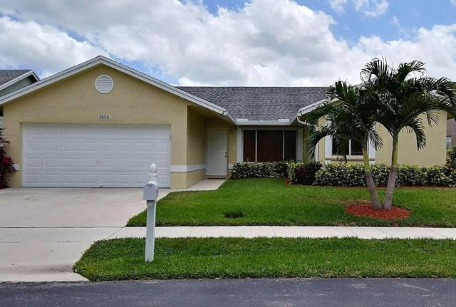 3850 NW 58 Street, Coconut Creek, FL 33073 (#RX-10535977) :: Weichert, Realtors® - True Quality Service