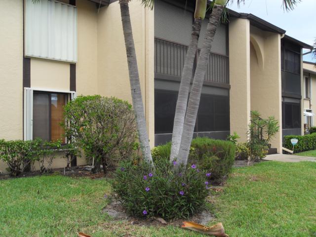 820 Sky Pine Way A1, Greenacres, FL 33415 (MLS #RX-10535997) :: Berkshire Hathaway HomeServices EWM Realty