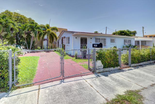2401 SW 31st Avenue, Miami, FL 33145 (MLS #RX-10536030) :: The Edge Group at Keller Williams