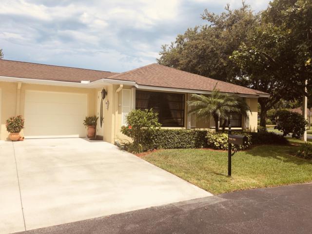 9830 Walnut Tree Way B, Boynton Beach, FL 33436 (MLS #RX-10536060) :: Berkshire Hathaway HomeServices EWM Realty