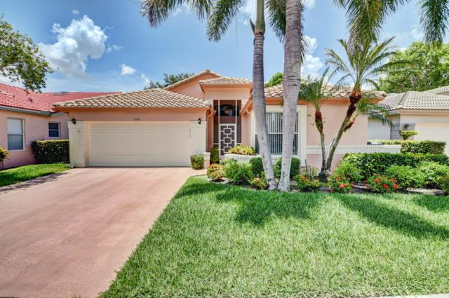7939 Sailing Shores Terrace, Boynton Beach, FL 33437 (MLS #RX-10536089) :: Berkshire Hathaway HomeServices EWM Realty
