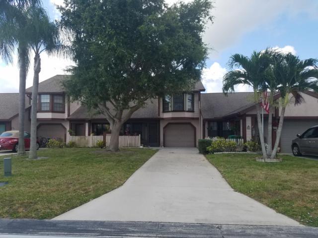 1542 SE Dewberry Court, Port Saint Lucie, FL 34952 (MLS #RX-10536201) :: EWM Realty International