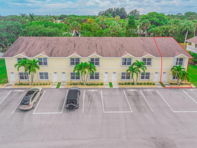 13519 S Indian River Drive #907, Jensen Beach, FL 34957 (MLS #RX-10536208) :: EWM Realty International