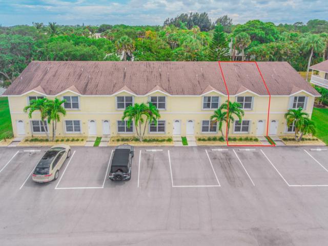 13519 S Indian River Drive #906, Jensen Beach, FL 34957 (MLS #RX-10536226) :: EWM Realty International