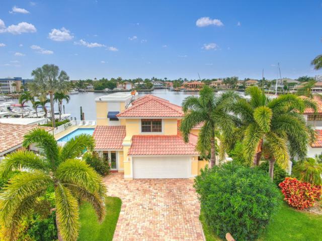 483 Pelican Way, Delray Beach, FL 33483 (MLS #RX-10536241) :: EWM Realty International