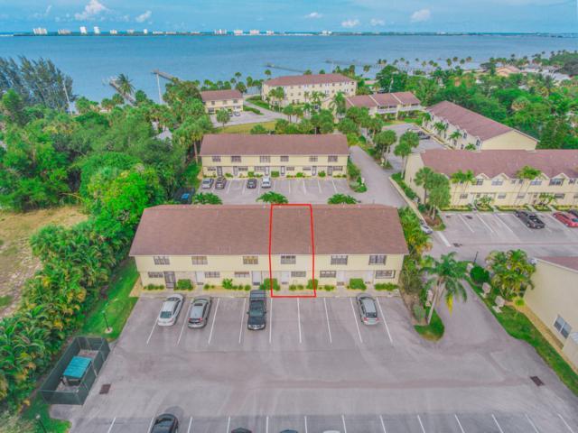 13511 Indian River S Drive #504, Jensen Beach, FL 34957 (MLS #RX-10536242) :: EWM Realty International