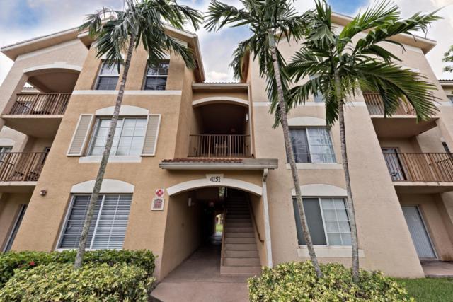 4151 San Marino Boulevard #201, West Palm Beach, FL 33409 (#RX-10536398) :: The Reynolds Team/Treasure Coast Sotheby's International Realty