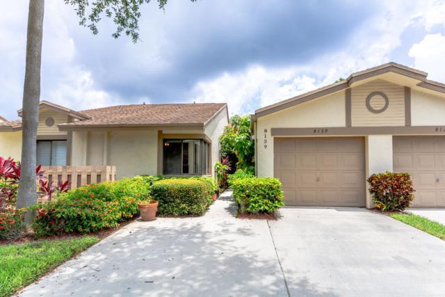 8139 Whispering Palm Drive E, Boca Raton, FL 33496 (MLS #RX-10536440) :: EWM Realty International