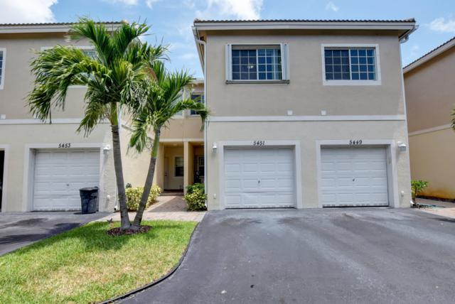5451 Via Delray, Delray Beach, FL 33484 (MLS #RX-10536497) :: Berkshire Hathaway HomeServices EWM Realty