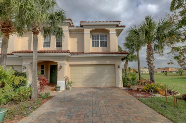 2101 SW Cape Cod Drive, Port Saint Lucie, FL 34953 (MLS #RX-10536537) :: EWM Realty International