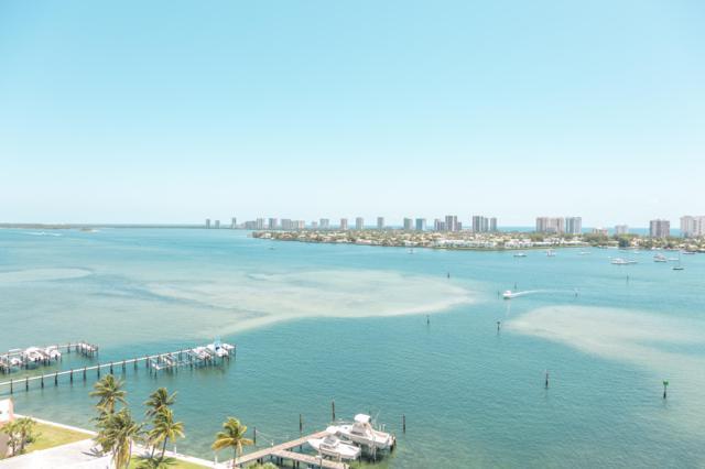 2650 Lake Shore Drive #806, Riviera Beach, FL 33404 (MLS #RX-10536690) :: Berkshire Hathaway HomeServices EWM Realty