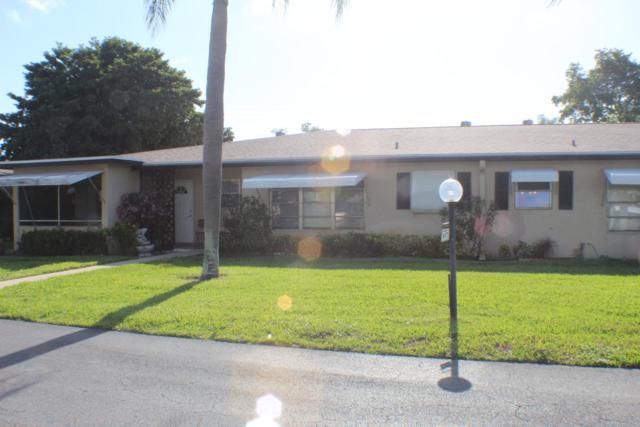 857 North Drive B, Delray Beach, FL 33445 (MLS #RX-10536756) :: The Paiz Group