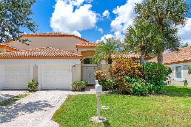 8038 N Tranquility Lake Drive, Delray Beach, FL 33446 (MLS #RX-10536795) :: EWM Realty International