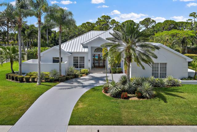 6024 Fountain Palm Drive, Jupiter, FL 33458 (MLS #RX-10536862) :: The Paiz Group