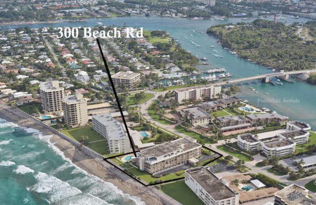 300 S Beach Road #405, Jupiter, FL 33469 (#RX-10536882) :: Ryan Jennings Group