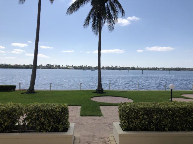 2800 N Flagler Drive #315, West Palm Beach, FL 33407 (MLS #RX-10536915) :: Berkshire Hathaway HomeServices EWM Realty