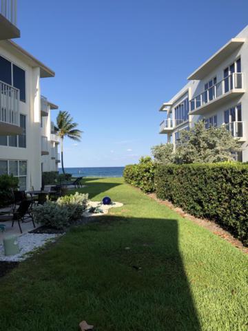 1203 Hillsboro Mile 6 A, Hillsboro Beach, FL 33062 (#RX-10536964) :: The Reynolds Team/Treasure Coast Sotheby's International Realty