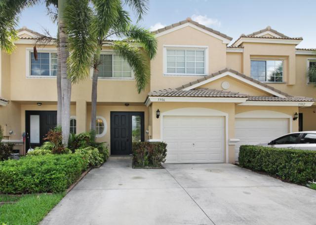 5906 NW 47th Terrace, Coconut Creek, FL 33073 (MLS #RX-10537093) :: EWM Realty International