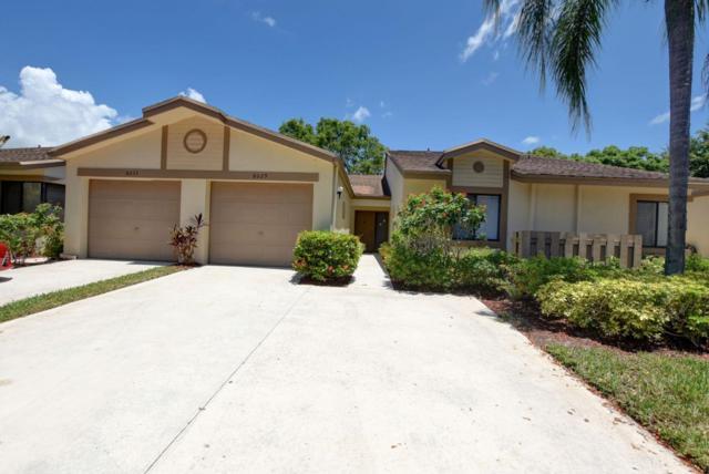 8029 Whispering Palm Drive, Boca Raton, FL 33496 (MLS #RX-10537152) :: EWM Realty International