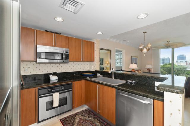 610 Clematis Street #515, West Palm Beach, FL 33401 (MLS #RX-10537226) :: Berkshire Hathaway HomeServices EWM Realty