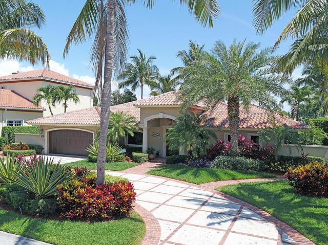 945 Tropic Boulevard, Delray Beach, FL 33483 (MLS #RX-10537319) :: Berkshire Hathaway HomeServices EWM Realty