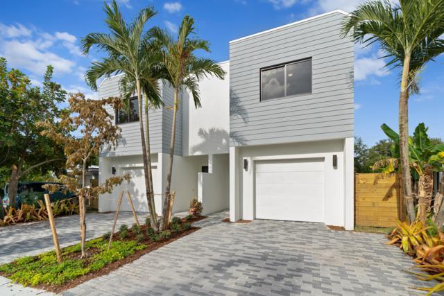 1224 NE 11 Avenue #1, Fort Lauderdale, FL 33304 (#RX-10537347) :: Weichert, Realtors® - True Quality Service