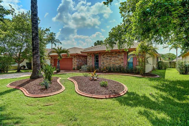 4307 NW 71st Drive, Coral Springs, FL 33065 (MLS #RX-10537388) :: EWM Realty International