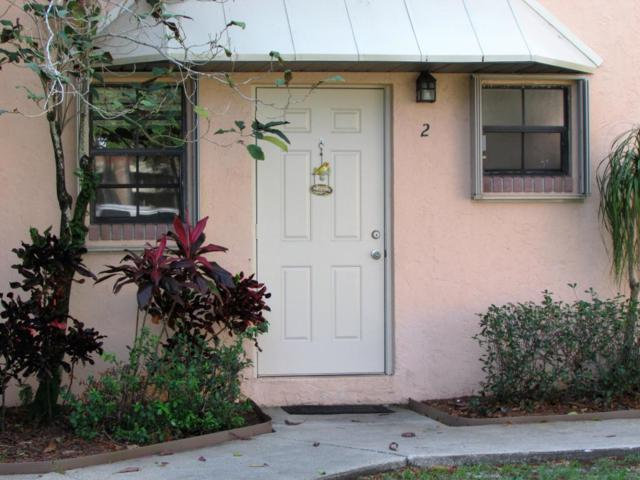 406 N Cypress Drive #2, Tequesta, FL 33469 (MLS #RX-10537549) :: EWM Realty International