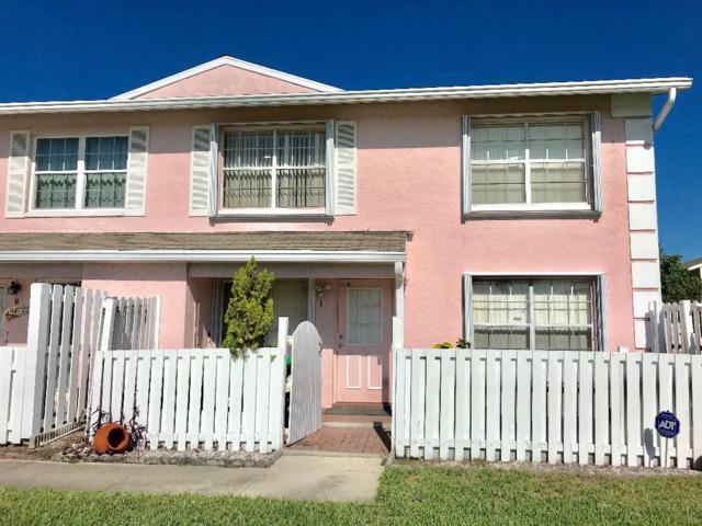 219 Foxtail Drive I, Greenacres, FL 33415 (MLS #RX-10537554) :: EWM Realty International