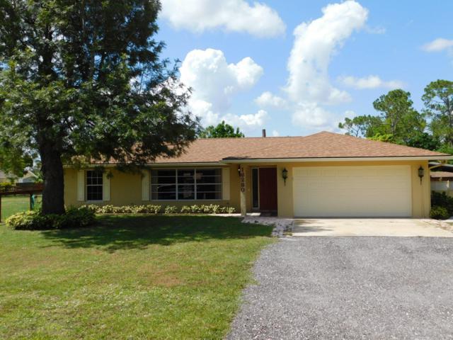 16280 E Mayfair Drive, The Acreage, FL 33470 (#RX-10537619) :: The Reynolds Team/Treasure Coast Sotheby's International Realty