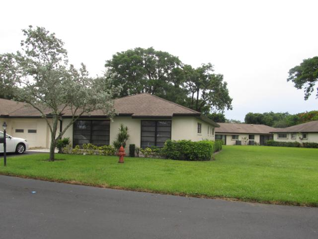 10447 Quailwood Road B, Boynton Beach, FL 33436 (MLS #RX-10537636) :: EWM Realty International