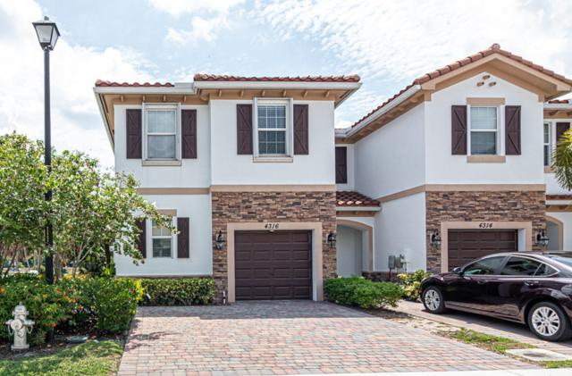 4316 Chalmers Lane, West Palm Beach, FL 33417 (MLS #RX-10537646) :: The Paiz Group