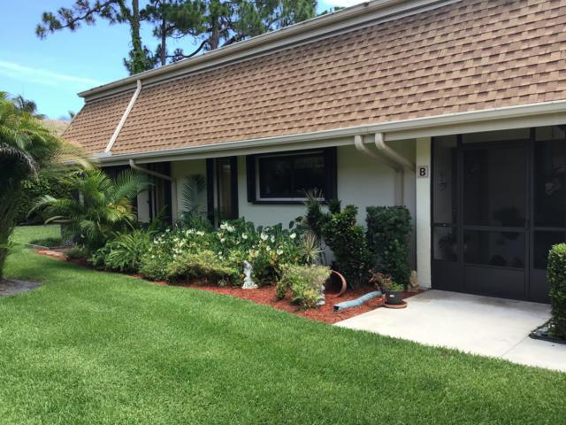 106 Half Moon Circle B, Jupiter, FL 33458 (MLS #RX-10537787) :: Berkshire Hathaway HomeServices EWM Realty