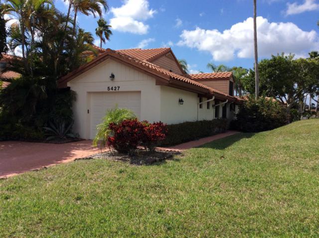 5427 San Marino Way, Lake Worth, FL 33467 (MLS #RX-10537842) :: Berkshire Hathaway HomeServices EWM Realty