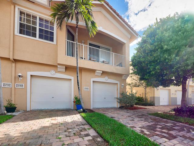 1749 Carvelle Drive, Riviera Beach, FL 33404 (MLS #RX-10537932) :: EWM Realty International
