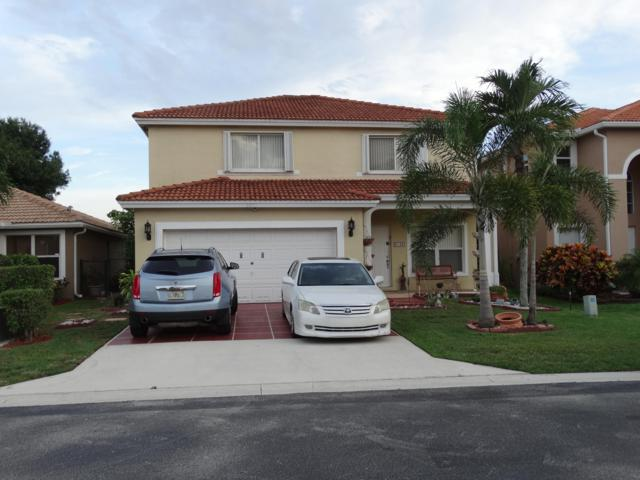 6196 Willoughby Circle, Lake Worth, FL 33463 (MLS #RX-10537974) :: EWM Realty International