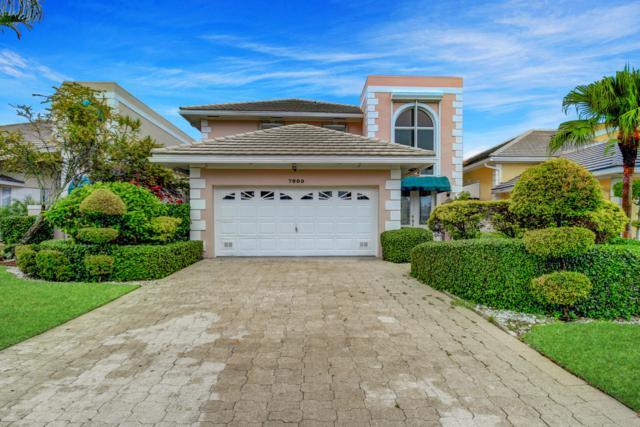 7800 Travelers Tree Drive, Boca Raton, FL 33433 (MLS #RX-10538011) :: Berkshire Hathaway HomeServices EWM Realty
