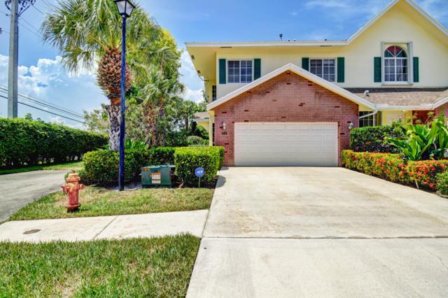 145 Spruce Street #145, Boynton Beach, FL 33426 (MLS #RX-10538099) :: EWM Realty International