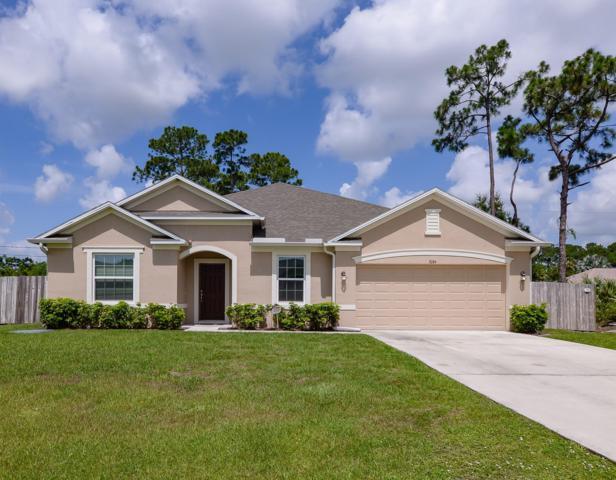 3084 SW Lucerne Street, Port Saint Lucie, FL 34953 (MLS #RX-10538304) :: Berkshire Hathaway HomeServices EWM Realty