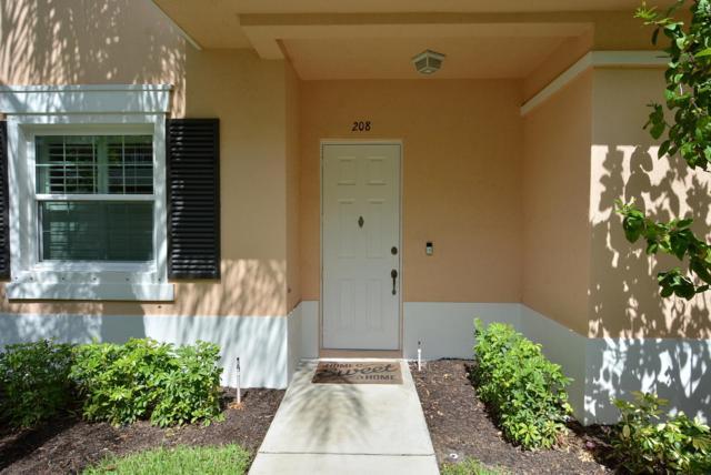 10480 SW Stephanie Way 3-208, Port Saint Lucie, FL 34987 (MLS #RX-10538319) :: Berkshire Hathaway HomeServices EWM Realty