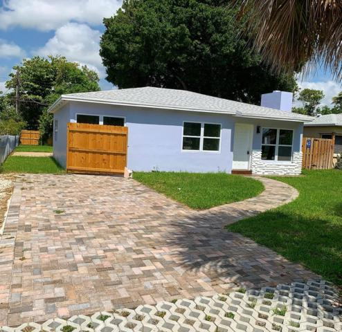 1321 NW 7th Avenue, Fort Lauderdale, FL 33311 (MLS #RX-10538323) :: EWM Realty International