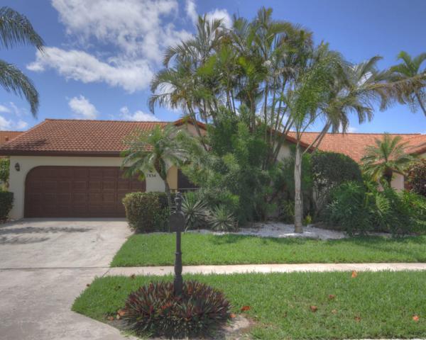 7834 Villa Nova Drive, Boca Raton, FL 33433 (MLS #RX-10538387) :: Berkshire Hathaway HomeServices EWM Realty