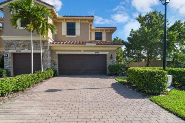 10091 Wellington Parc Drive, Wellington, FL 33449 (MLS #RX-10538473) :: Berkshire Hathaway HomeServices EWM Realty