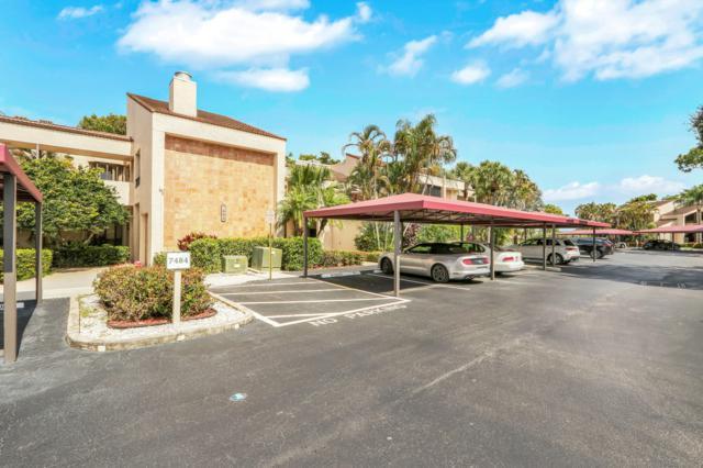 7484 La Paz Boulevard #101, Boca Raton, FL 33433 (#RX-10538484) :: Ryan Jennings Group