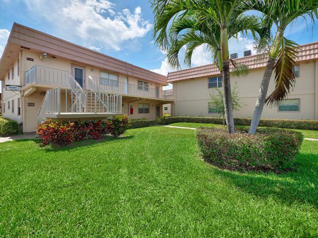 439 Saxony J Way, Delray Beach, FL 33446 (MLS #RX-10538513) :: Berkshire Hathaway HomeServices EWM Realty