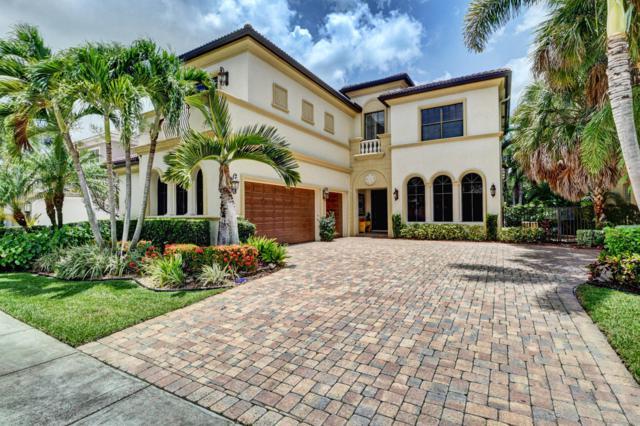 17810 Lake Azure Way, Boca Raton, FL 33496 (MLS #RX-10538528) :: Berkshire Hathaway HomeServices EWM Realty