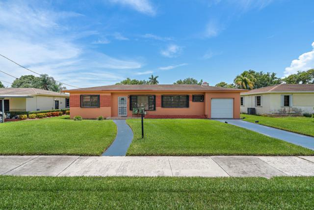 1030 NW 151st Street, Miami, FL 33169 (MLS #RX-10538542) :: The Edge Group at Keller Williams